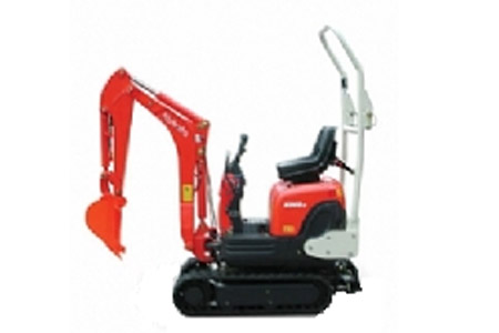 008 Mini Digger Hire