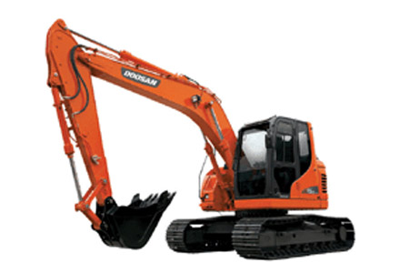 14 tonne excavator hire