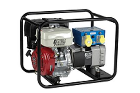 5 kVA generator hire