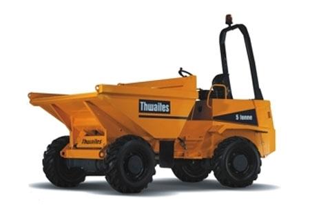 5 tonne dumper hire
