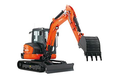 6 tonne excavator hire