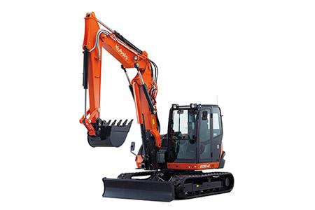8 tonne excavator hire