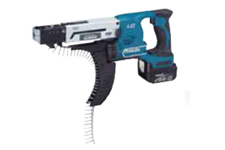 Auto feed drywall screw gun hire