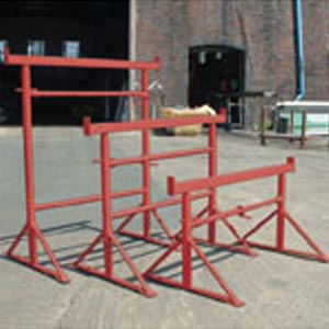 Builders trestle hire