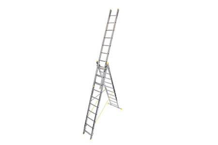 Combination Ladder Hire - FAST delivery
