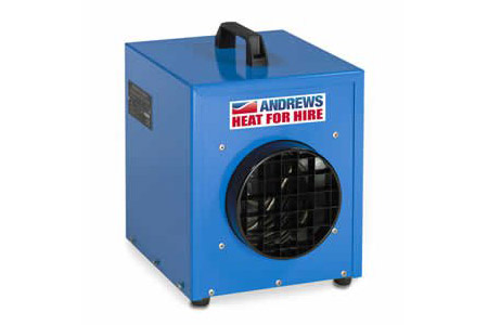 Fan Heater Hire