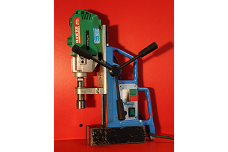 Magnetic Drill hire
