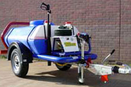 Towable Bowser / Washer Hire
