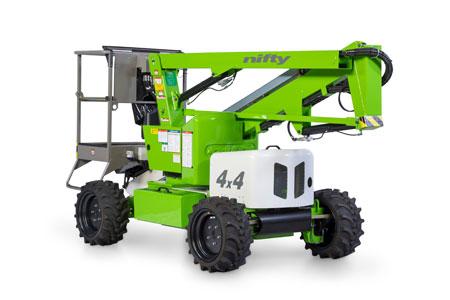 12 metre boom lift hire