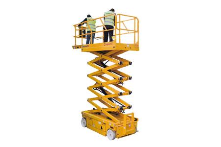 12 metre scissor lift hire