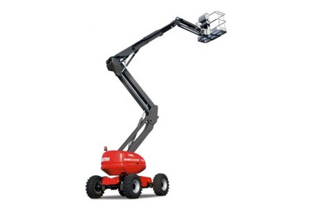 18 metre boom lift hire