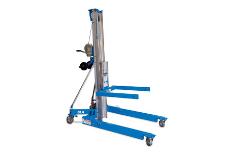 Material Handling Lift Hire - FAST delivery