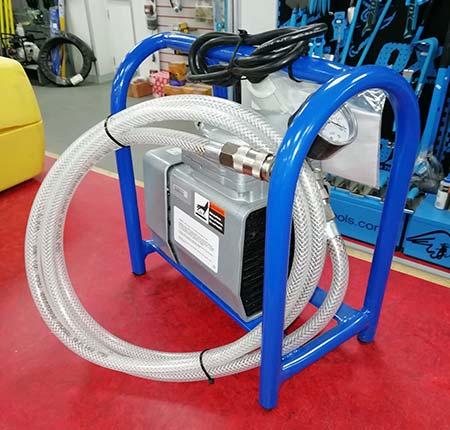 Wet Rig Vacuum Pump hire
